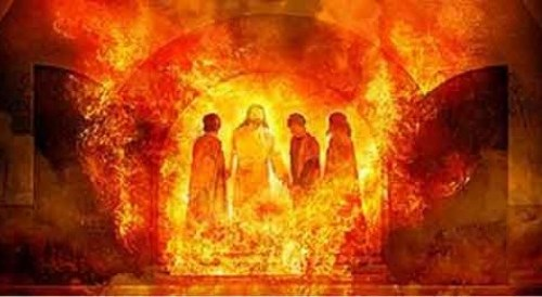 "Who is drawing near to your ""furnace?"" Daniel Chapter 3"